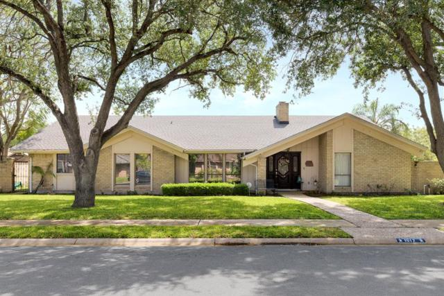 1017 S 1st Street, Mcallen, TX 78501 (MLS #219375) :: Jinks Realty