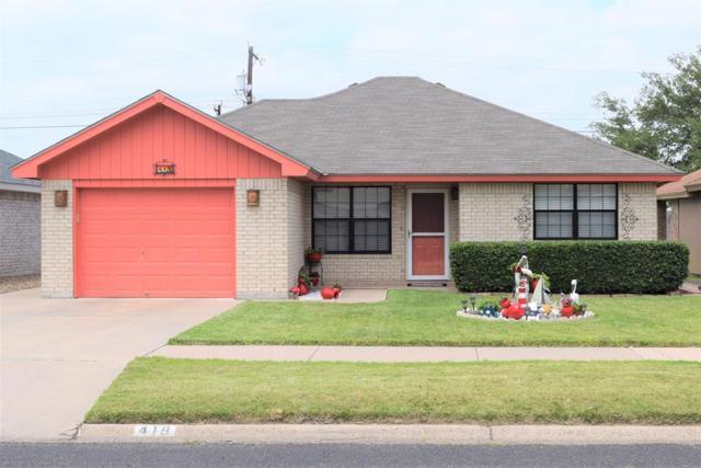 418 N Cutt Drive, Alamo, TX 78516 (MLS #219580) :: The Ryan & Brian Real Estate Team
