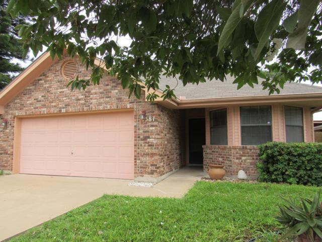 1581 Gastel Drive, Mission, TX 78572 (MLS #219703) :: The Lucas Sanchez Real Estate Team