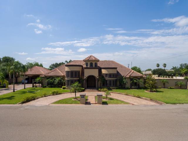 101 E Esperanza Avenue, Mission, TX 78574 (MLS #219859) :: Jinks Realty