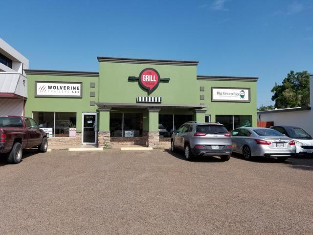 1214 N 10th Street, Mcallen, TX 78501 (MLS #219925) :: Jinks Realty