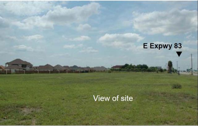 000 E Expressway 83, Mission, TX 78572 (MLS #219992) :: The Deldi Ortegon Group and Keller Williams Realty RGV