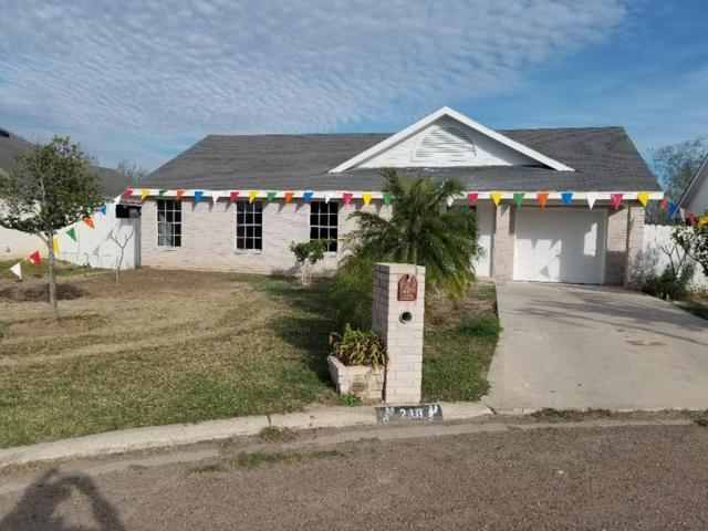 213 Rancho El Coyote, La Joya, TX 78560 (MLS #220157) :: The Lucas Sanchez Real Estate Team