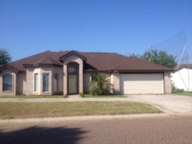 408 Rhett Drive, Pharr, TX 78577 (MLS #220251) :: Berkshire Hathaway HomeServices RGV Realty