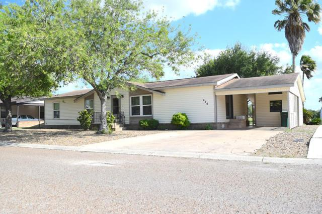 420 Rhett Drive, Pharr, TX 78577 (MLS #220684) :: The Deldi Ortegon Group and Keller Williams Realty RGV