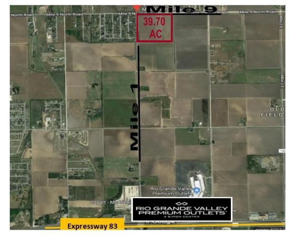 Mile 1 E Mile 9, Mercedes, TX 78570 (MLS #220777) :: Jinks Realty