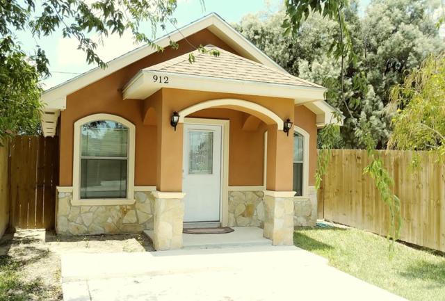 912 S 16 1/2 Street, Mcallen, TX 78501 (MLS #220845) :: Jinks Realty