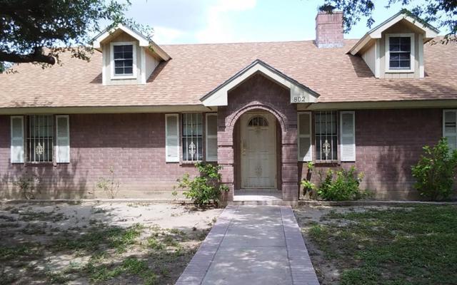 802 Meadow Wood Drive, Donna, TX 78537 (MLS #220862) :: Jinks Realty