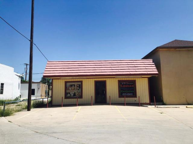 509 E Grant Street, Roma, TX 78584 (MLS #221056) :: The Ryan & Brian Real Estate Team