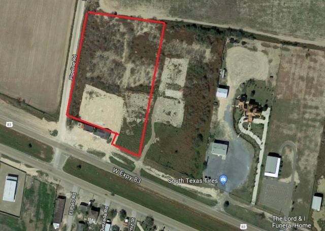 0 W Expressway 83, Sullivan City, TX 78595 (MLS #221098) :: The Ryan & Brian Real Estate Team