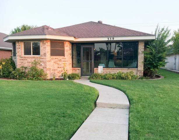 339 Karen Drive, Alamo, TX 78516 (MLS #221147) :: Top Tier Real Estate Group