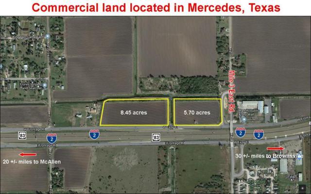 00 E Expressway 83, Mercedes, TX 78570 (MLS #221268) :: The Ryan & Brian Real Estate Team