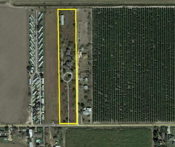 2205 E Roosevelt Road, Donna, TX 78537 (MLS #221440) :: The Ryan & Brian Real Estate Team
