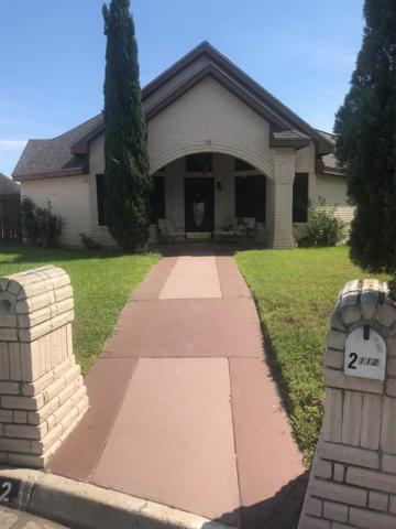 2112 Jewel Circle, Edinburg, TX 78539 (MLS #221643) :: The Ryan & Brian Real Estate Team