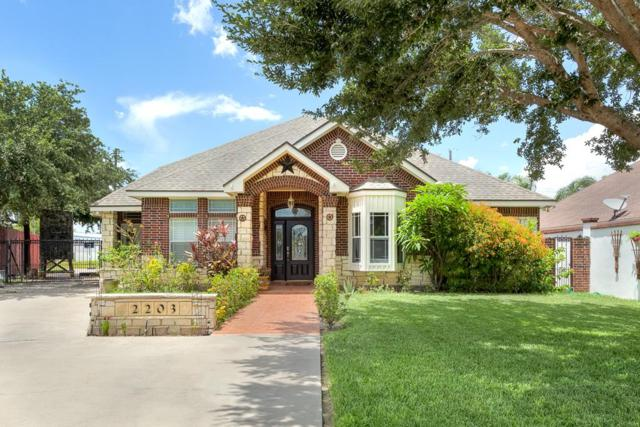 2203 Nappa Valley Drive, Mission, TX 78573 (MLS #221786) :: Jinks Realty