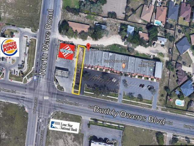 3608 Buddy Owens Blvd, Mcallen, TX 78501 (MLS #221850) :: Jinks Realty