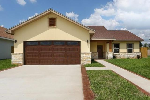 2803 Thompson Street, Mission, TX 78573 (MLS #221877) :: The Ryan & Brian Real Estate Team