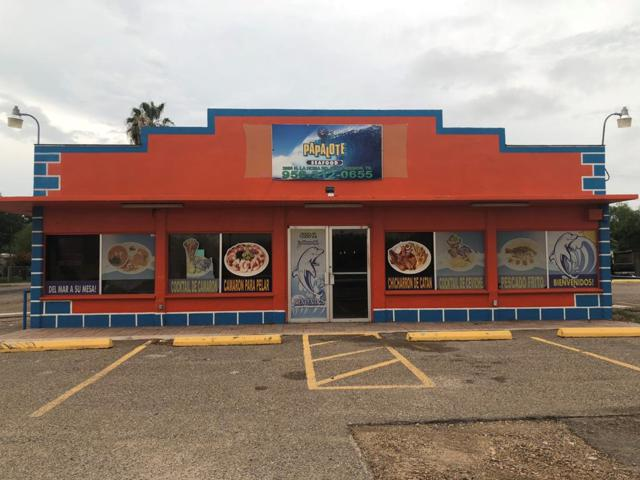 4020 N La Homa Road, Palmview, TX 78574 (MLS #221925) :: Top Tier Real Estate Group