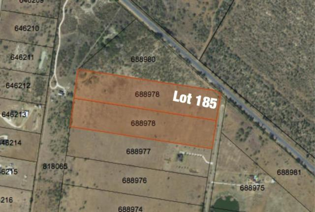 Lot 185 Black Buck Drive, Edinburg, TX 78542 (MLS #221949) :: The Ryan & Brian Real Estate Team