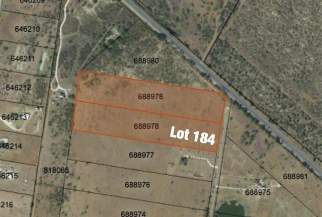 Lot 184 Black Buck Drive, Edinburg, TX 78542 (MLS #221950) :: The Ryan & Brian Real Estate Team