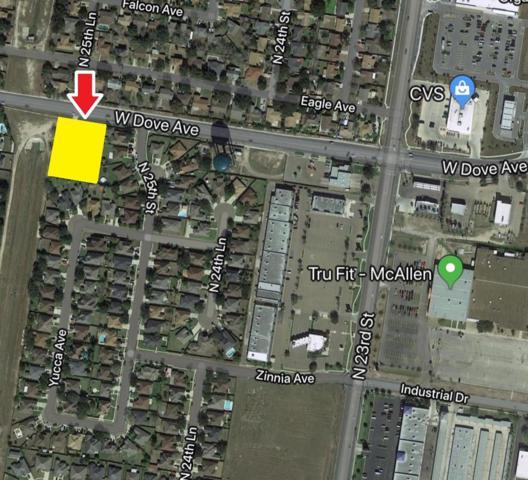 0 Dove Avenue, Mcallen, TX 78504 (MLS #221969) :: Jinks Realty