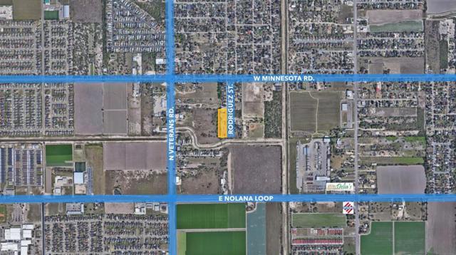 4317 Rodriguez Street, San Juan, TX 78589 (MLS #221982) :: Jinks Realty