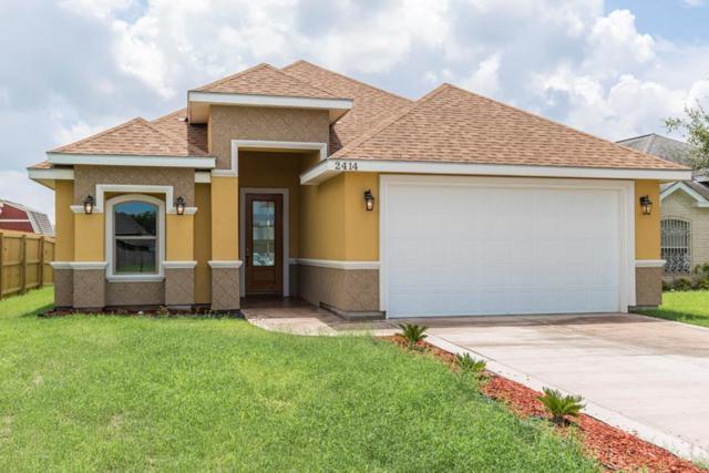 2414 Ruby Street, Edinburg, TX 78539 (MLS #222022) :: The Lucas Sanchez Real Estate Team