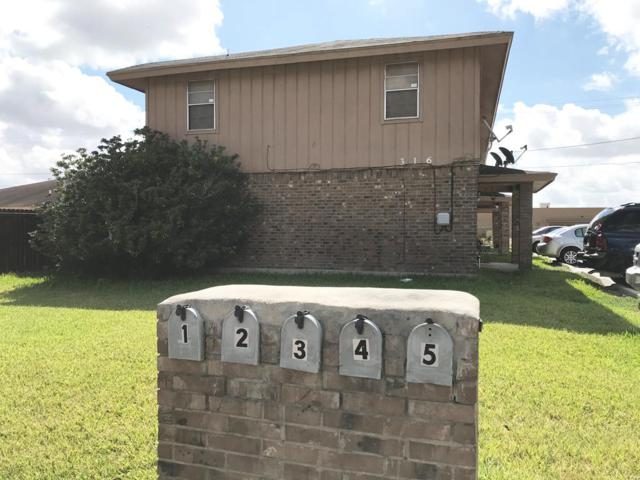316 Gastel Circle, Edinburg, TX 78539 (MLS #222059) :: BIG Realty