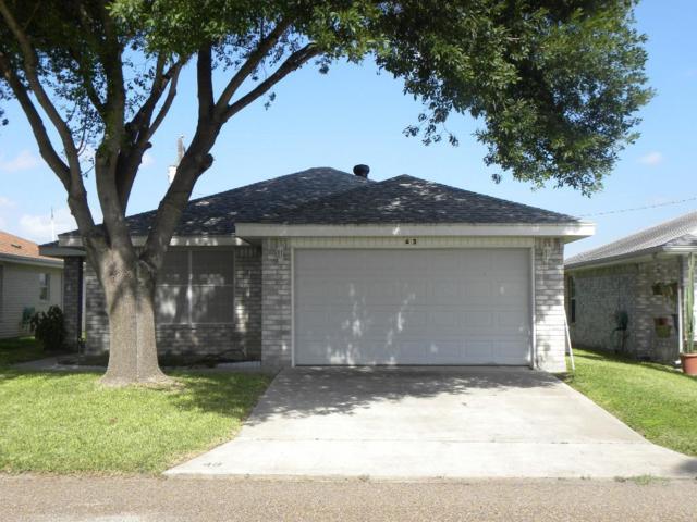 2127 Green Gate Circle, Palmview, TX 78572 (MLS #222250) :: The Ryan & Brian Real Estate Team