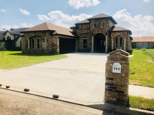 905 Villa Del Prado, Donna, TX 78596 (MLS #222306) :: Jinks Realty