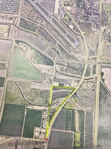 0 S 10th Street, Mcallen, TX 78501 (MLS #222340) :: Jinks Realty