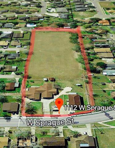 1112 W Sprague Street, Edinburg, TX 78539 (MLS #222383) :: The Lucas Sanchez Real Estate Team