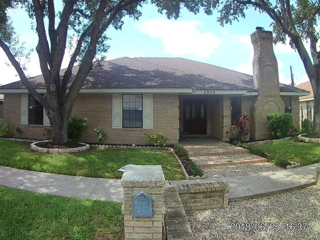 2505 W Robin Avenue, Mcallen, TX 78504 (MLS #222395) :: Jinks Realty