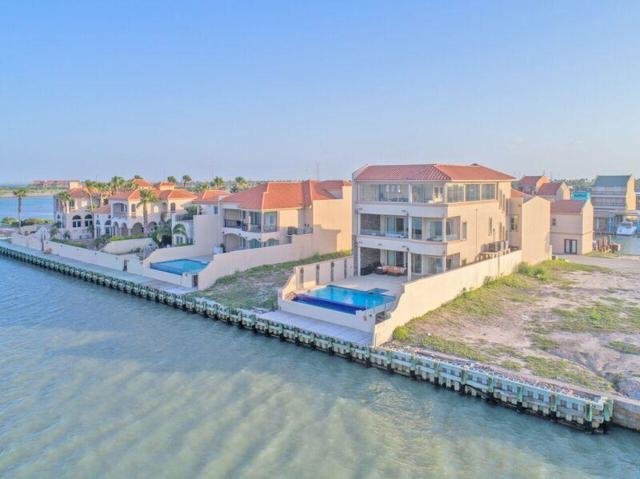 156 Queens Point, Port Isabel, TX 78578 (MLS #222519) :: HSRGV Group