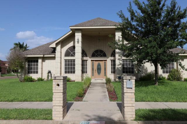 2216 Torrie Lane, Mission, TX 78572 (MLS #222584) :: Jinks Realty