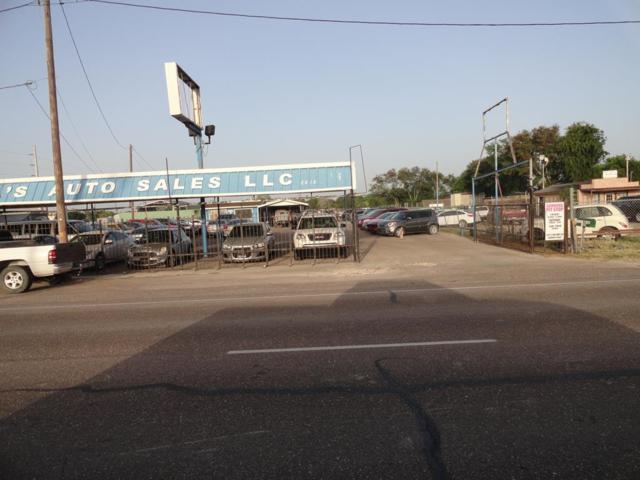 3512 S Us Highway 281, Edinburg, TX 78539 (MLS #222649) :: The Lucas Sanchez Real Estate Team