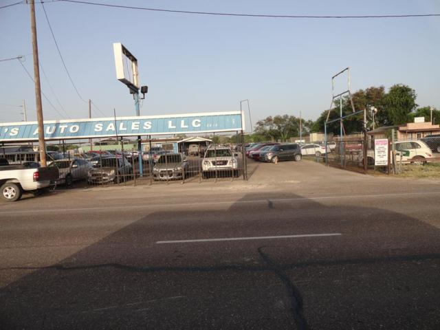 3512 S Us Highway 281, Edinburg, TX 78539 (MLS #222649) :: Berkshire Hathaway HomeServices RGV Realty