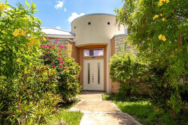504 N 9th Street, Mcallen, TX 78501 (MLS #222724) :: Jinks Realty