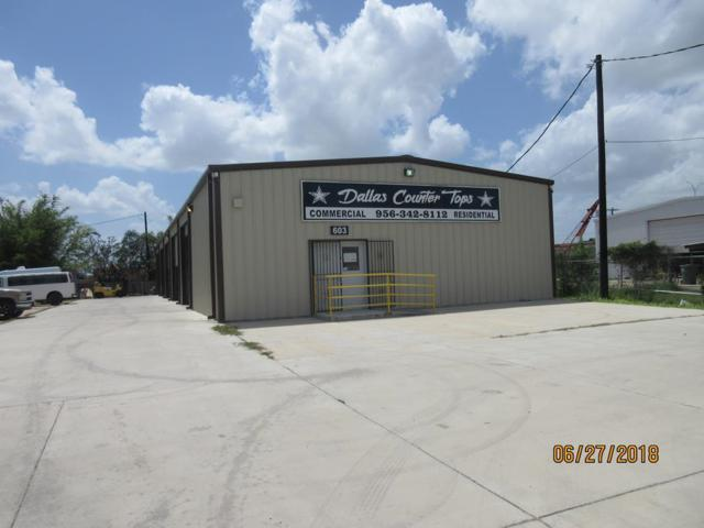 603 N 11th Street, Donna, TX 78573 (MLS #222760) :: The Maggie Harris Team