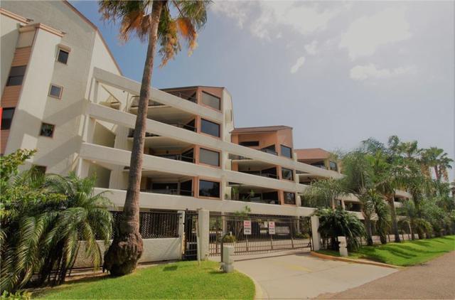 220 NO Cora Lee Drive NO #307, South Padre Island, TX 78597 (MLS #300679) :: The Lucas Sanchez Real Estate Team