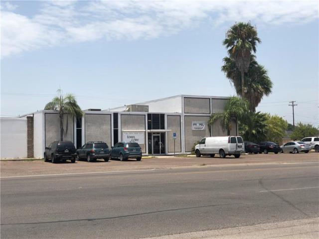 1811 - 1821 N 23rd Street NO, Mcallen, TX 78501 (MLS #300795) :: Jinks Realty