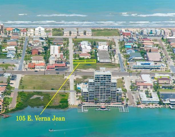 105 E Verna Jean Street NO, South Padre Island, TX 78597 (MLS #300807) :: Jinks Realty