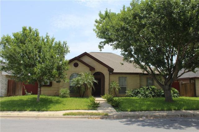 916 N 36th Street N, Mcallen, TX 78501 (MLS #300904) :: Jinks Realty