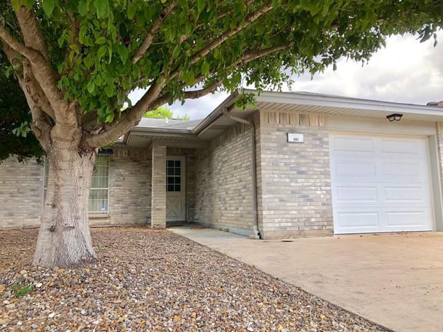 507 Sagittarius Street, Mission, TX 78572 (MLS #300966) :: The Ryan & Brian Real Estate Team