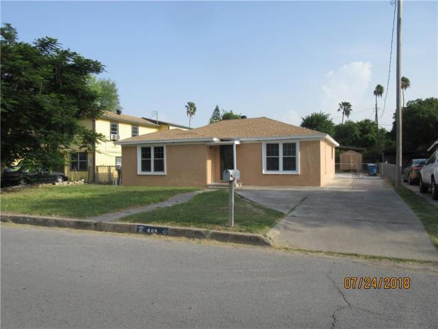 409 E Cedar Avenue E, Mcallen, TX 78501 (MLS #300970) :: The Ryan & Brian Real Estate Team