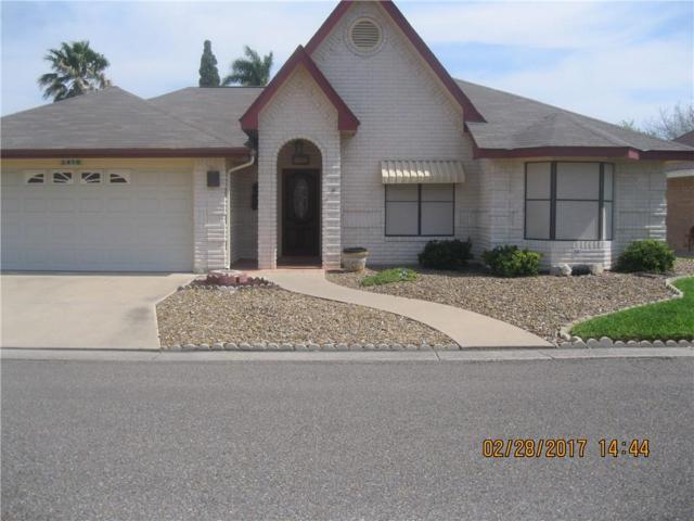 410 Gemini Street, Mission, TX 78572 (MLS #301041) :: The Ryan & Brian Real Estate Team