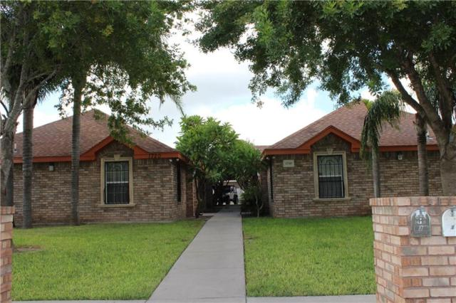1720 Agua Fina Avenue, Edinburg, TX 78541 (MLS #301427) :: The Lucas Sanchez Real Estate Team