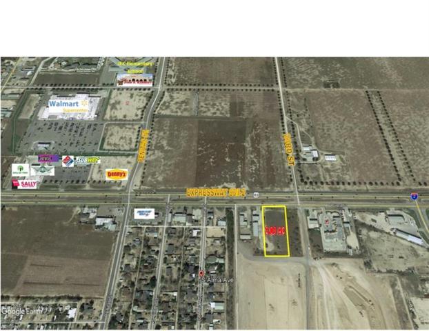 0 SE Expressway 83, Penitas, TX 78576 (MLS #302498) :: Jinks Realty