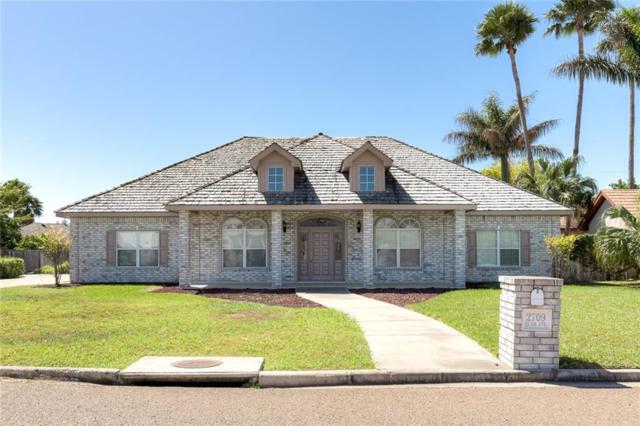 2709 Quail Avenue, Mcallen, TX 78504 (MLS #302531) :: The Ryan & Brian Real Estate Team