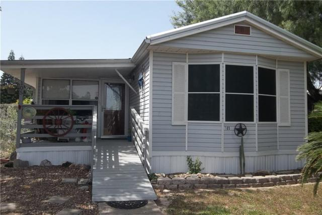 105 Covered Wagon Drive #661, Mission, TX 78574 (MLS #302640) :: The Lucas Sanchez Real Estate Team